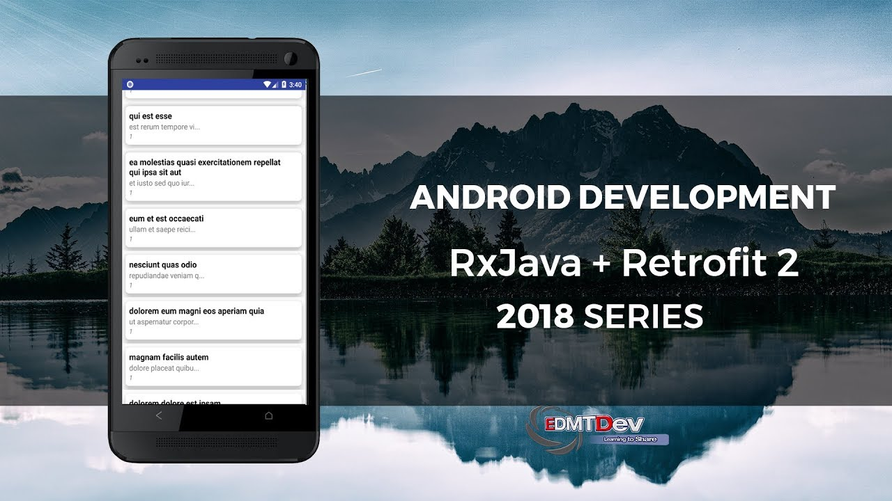 android development tutorial youtube