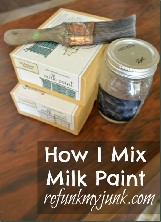 miss mustard seed chalk paint tutorial