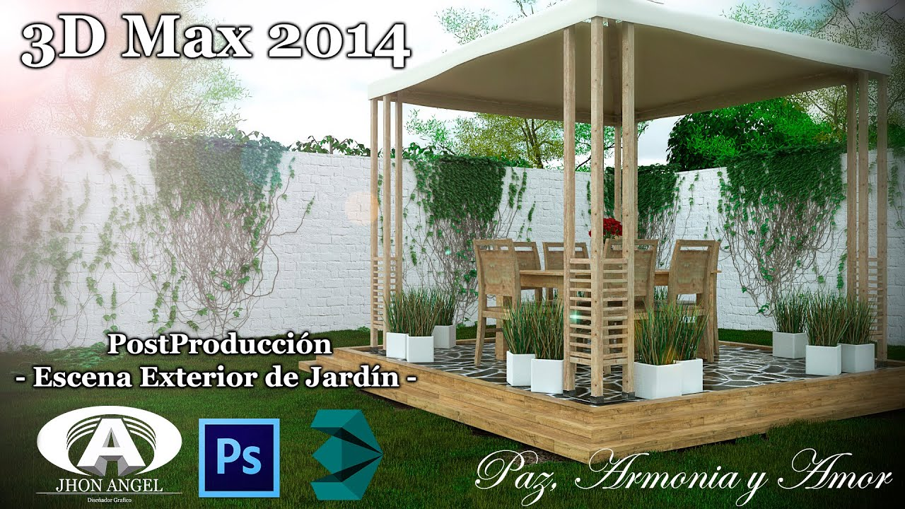 3d max rendering tutorial pdf