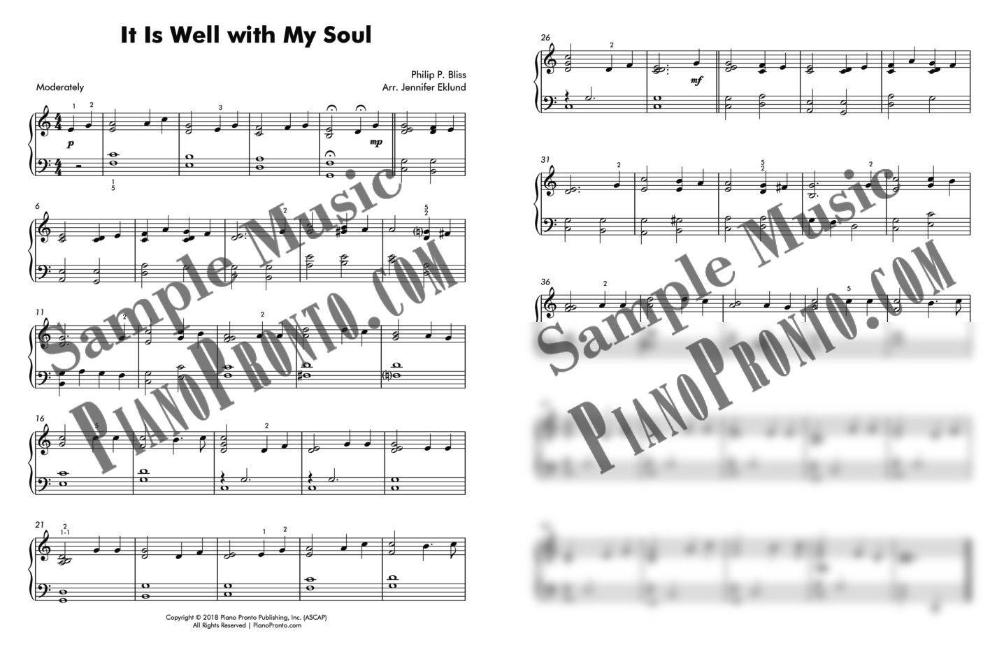 it is well with my soul piano tutorial