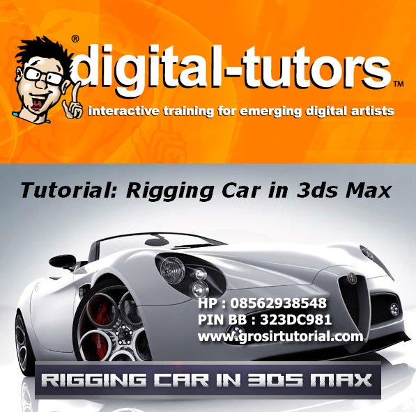 3ds max basic rigging tutorial