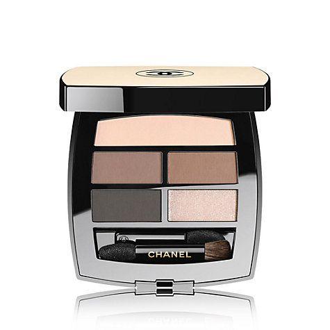 chanel les beiges eyeshadow tutorial