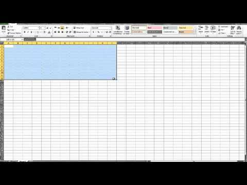 free online excel tutorial 2010
