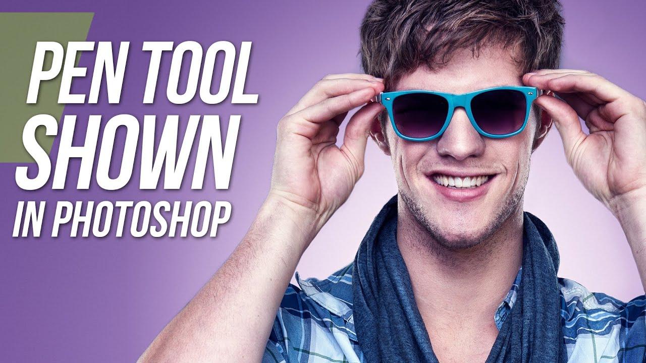 adobe photoshop pen tool tutorial