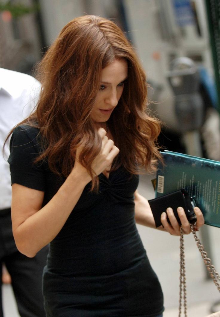 carrie bradshaw hair tutorial