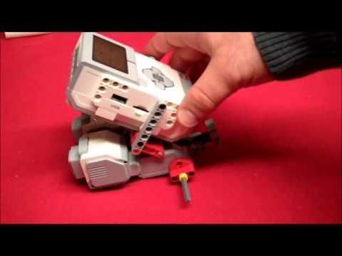lego mindstorms ultrasonic sensor tutorial