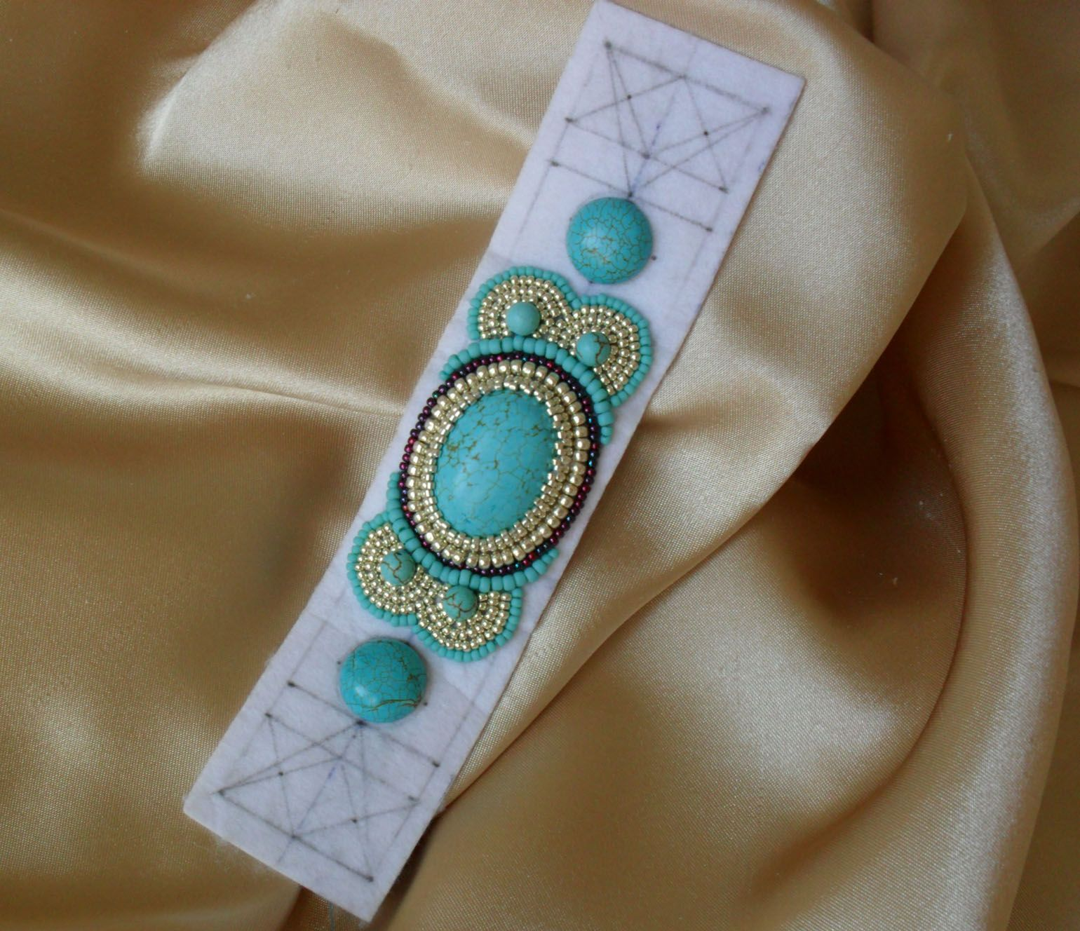 bead embroidery tutorial youtube