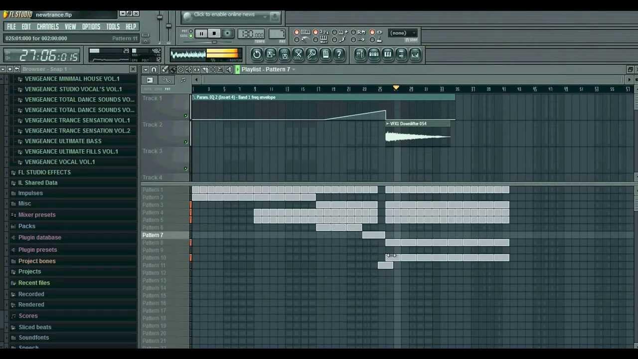 fl studio bassline tutorial