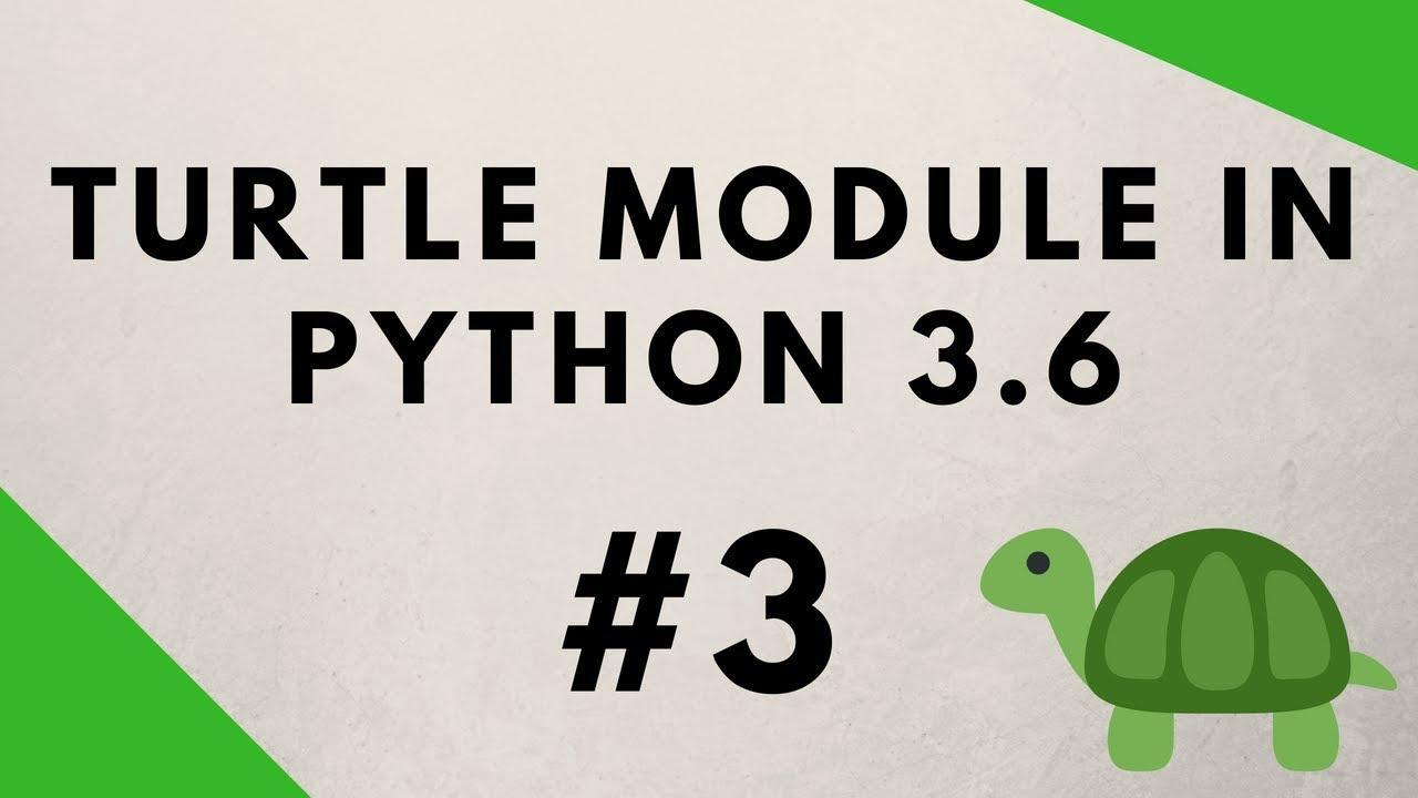 python graphics tutorial pdf