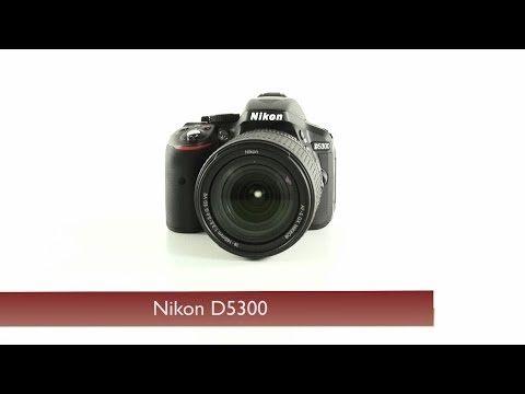 nikon d5300 beginner tutorial