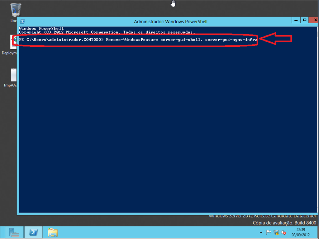 tutorial windows server 2012
