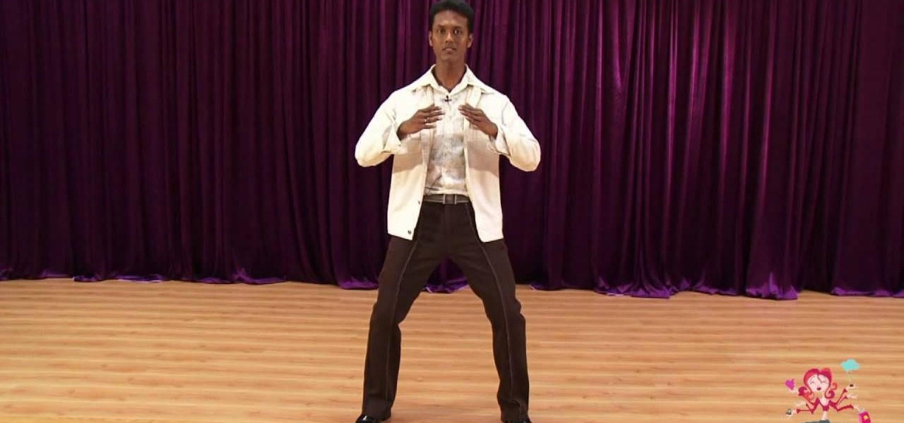 bollywood dance tutorial for beginners
