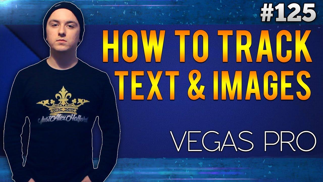 sony vegas track motion tutorial