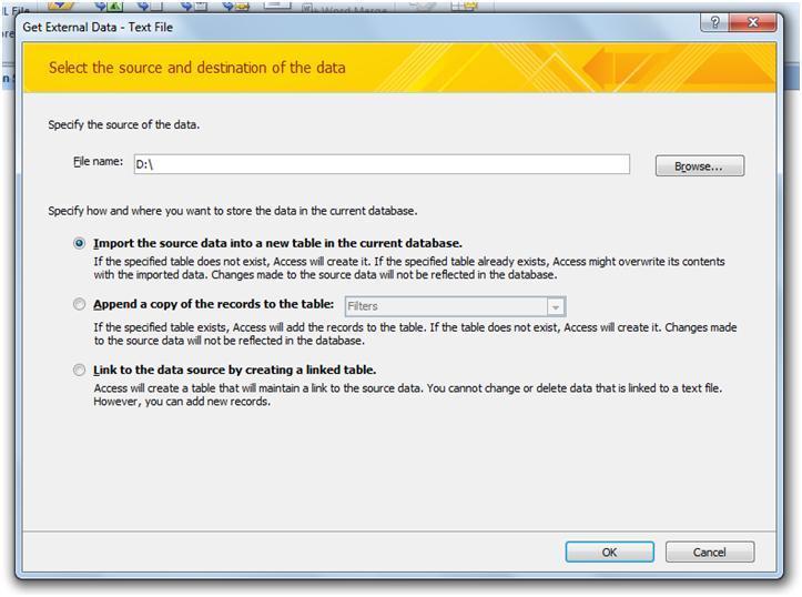 free access 2010 tutorial