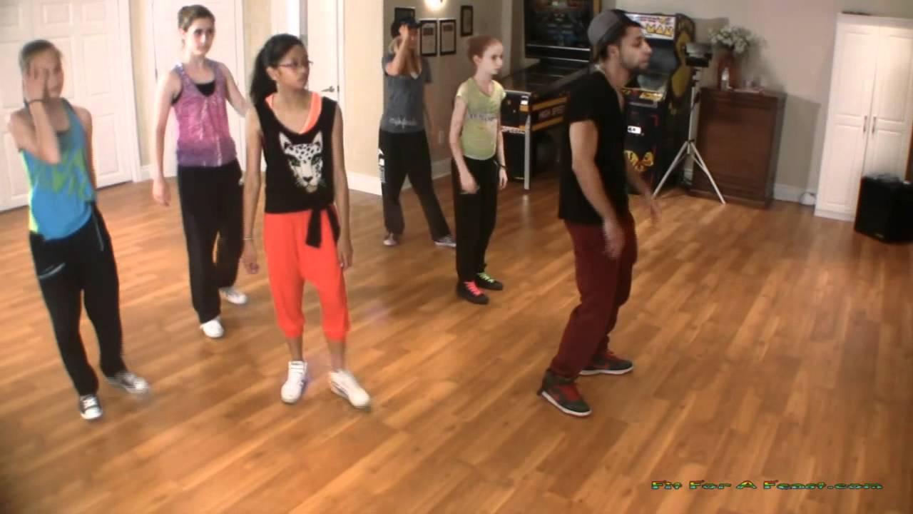 easy hip hop dance tutorial