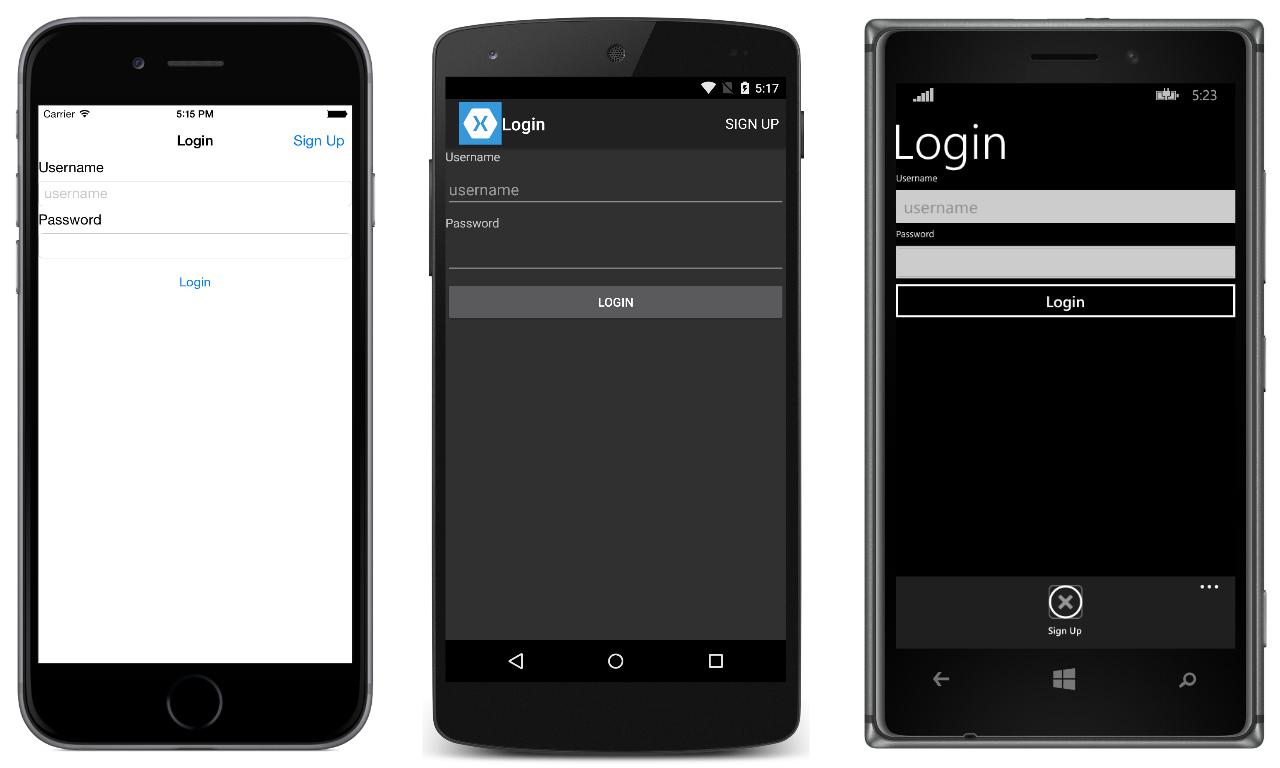 xamarin android navigation drawer tutorial