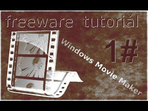 youtube movie maker tutorial