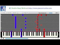 set fire to the rain piano tutorial