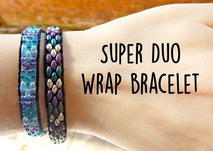 wrap bracelet tutorial youtube