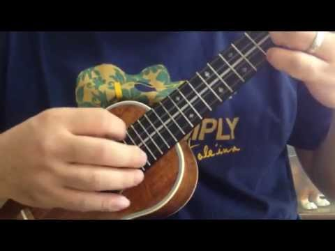 fools rush in ukulele tutorial