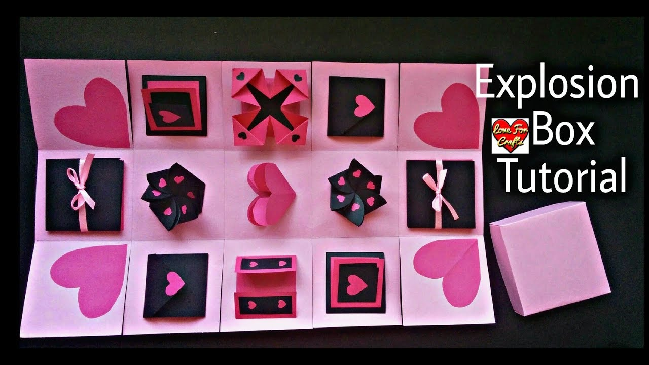 diy gift box tutorial