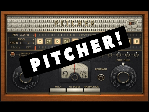 fl studio pitcher tutorial