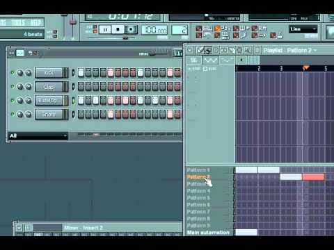 fl studio 10 beginner tutorial