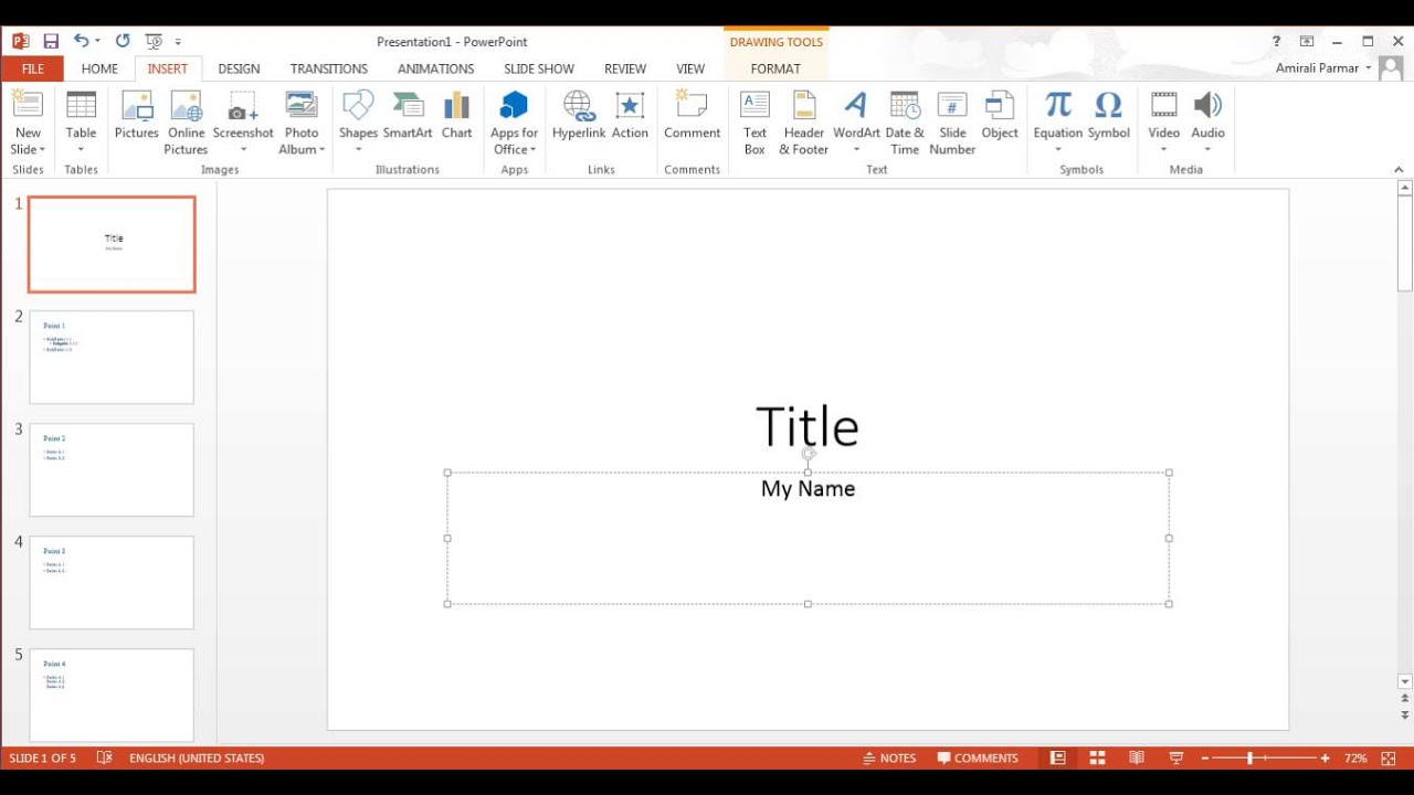microsoft word 2016 tutorial ppt