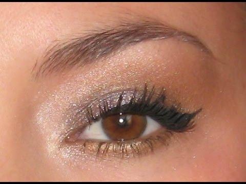 yves rocher makeup tutorial