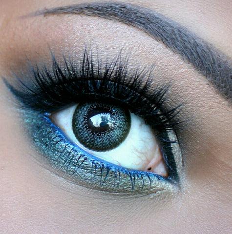 single color eyeshadow tutorial