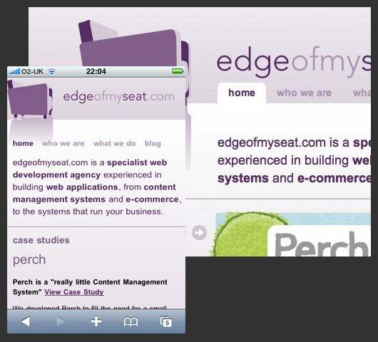 create mobile website tutorial