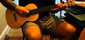 no woman no cry ukulele tutorial
