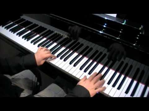 sad romance piano tutorial
