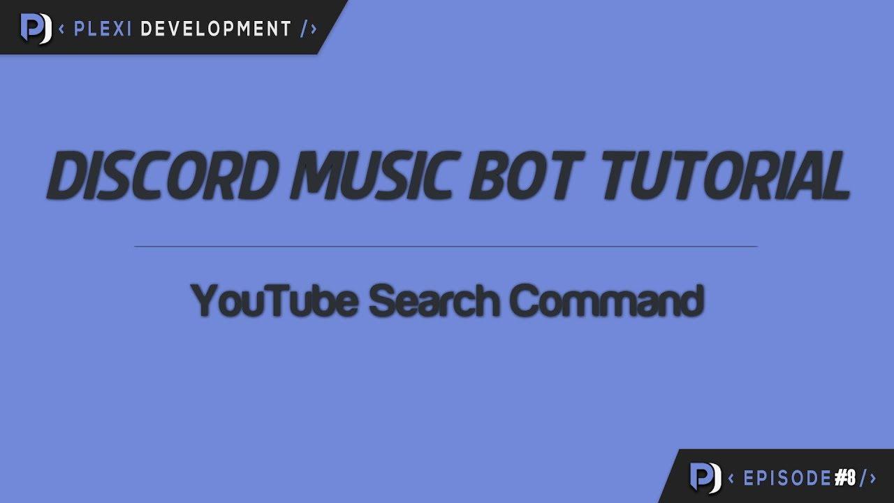 music bot discord tutorial