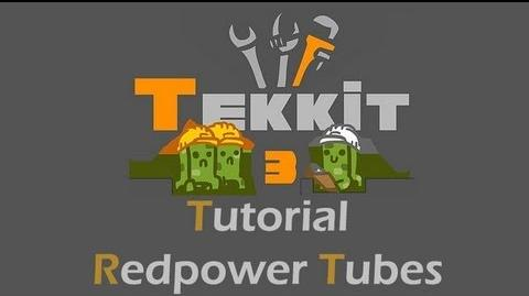tekkit pneumatic tube tutorial