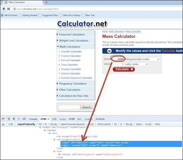 selenium css selector tutorial