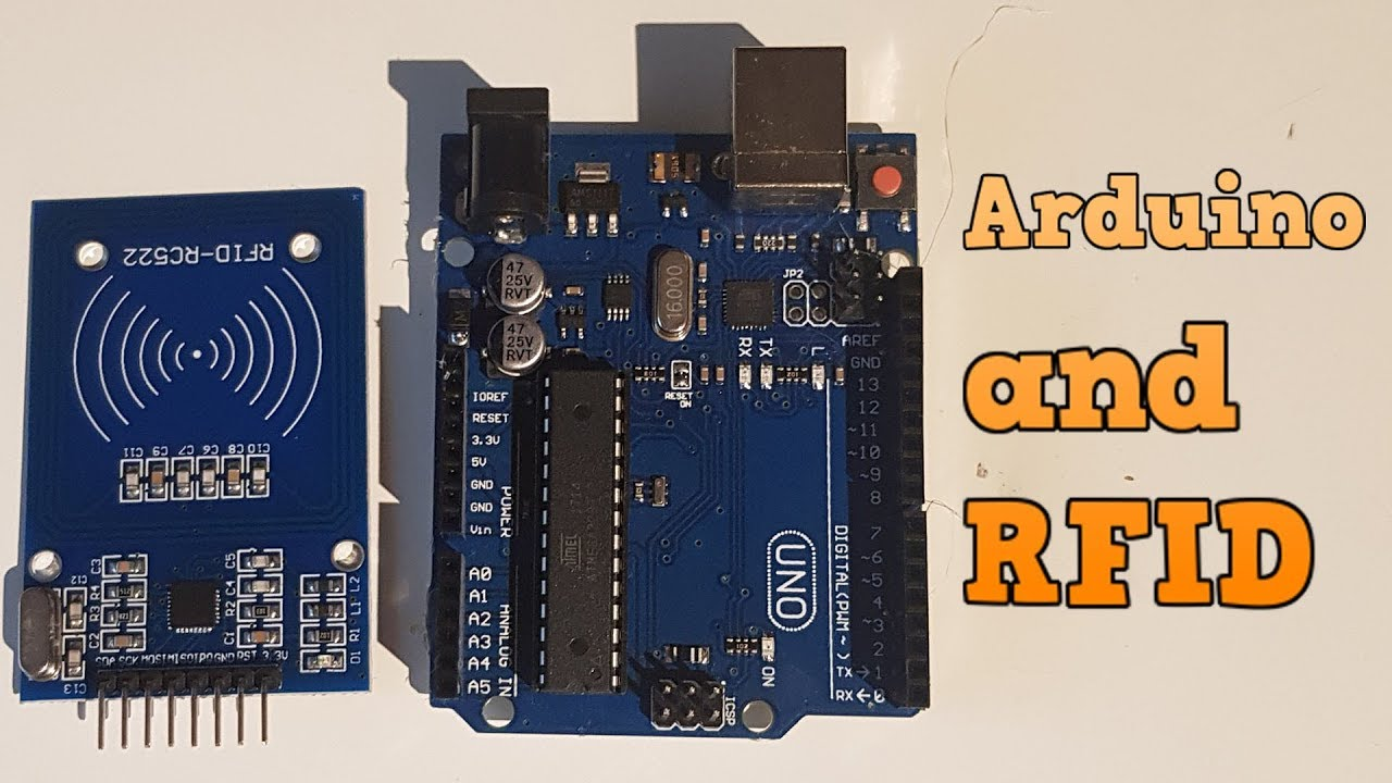 arduino rfid reader tutorial