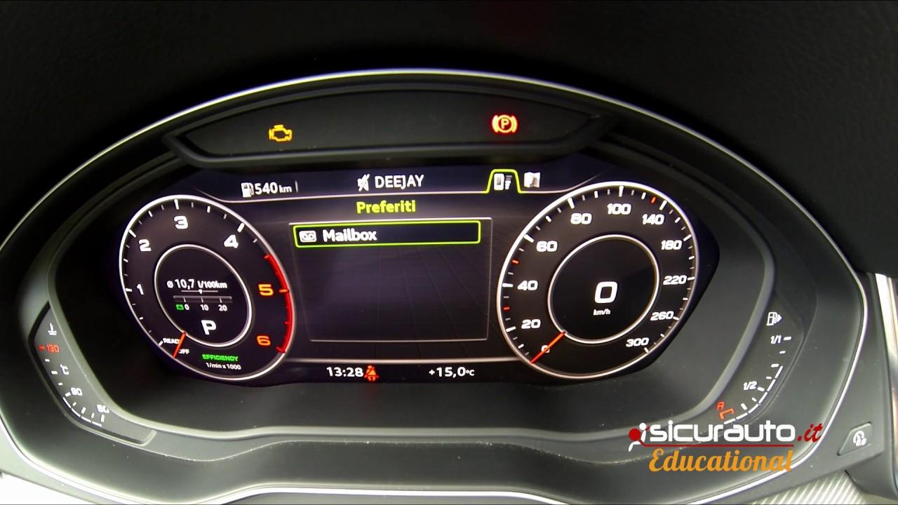 audi q5 navigation tutorial