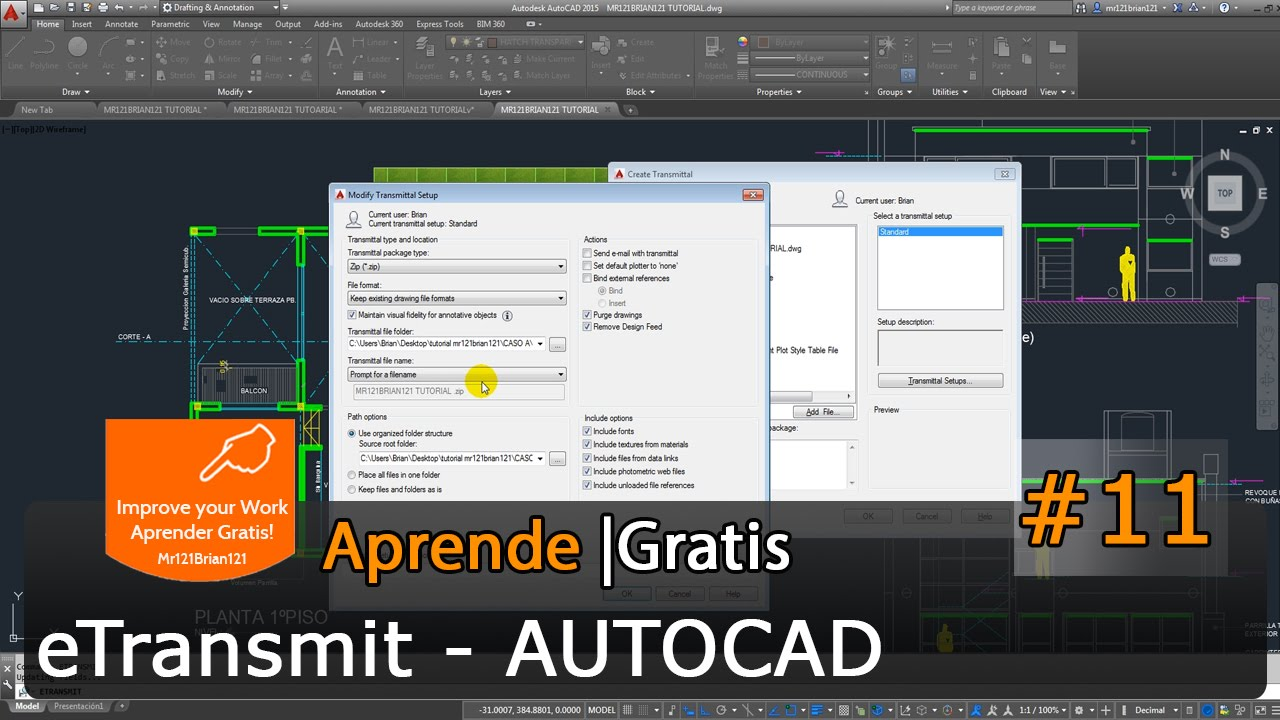 autocad 2015 3d tutorial