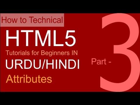 html tutorial for beginners youtube