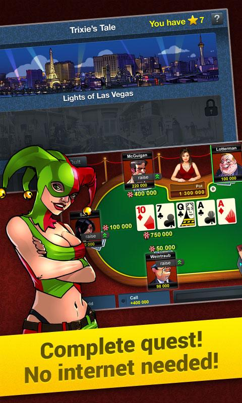 texas holdem tutorial game