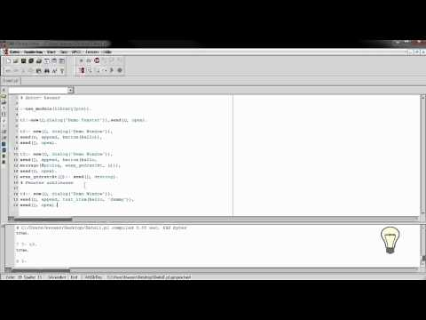 prolog tutorial for artificial intelligence