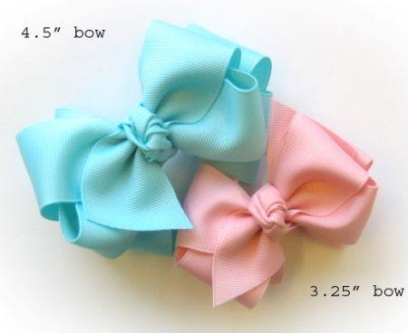 big hair bow tutorial