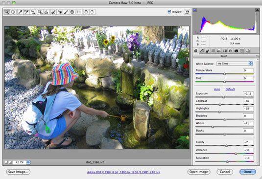 camera raw photoshop cs6 tutorial