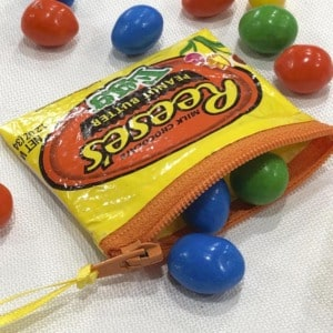 candy wrapper bag tutorial