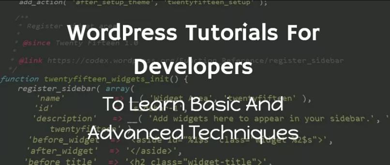 wordpress theme development tutorial step by step video
