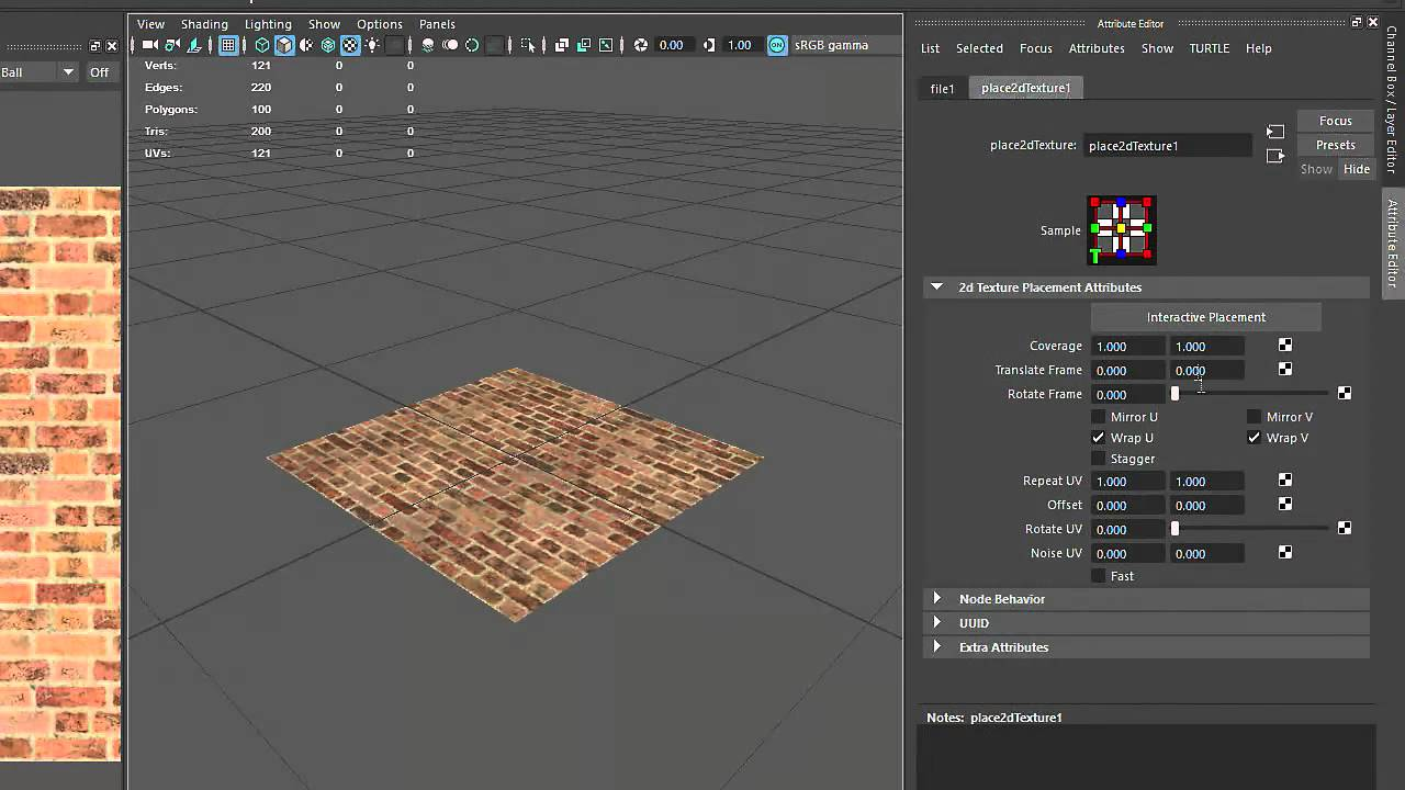 maya lt tutorial beginner