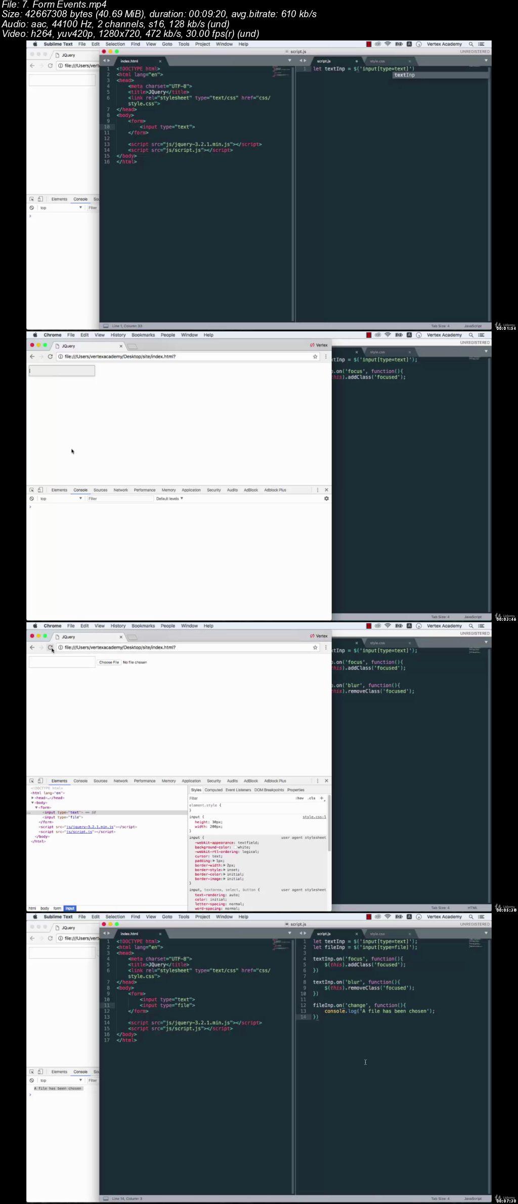 mongoose web server tutorial