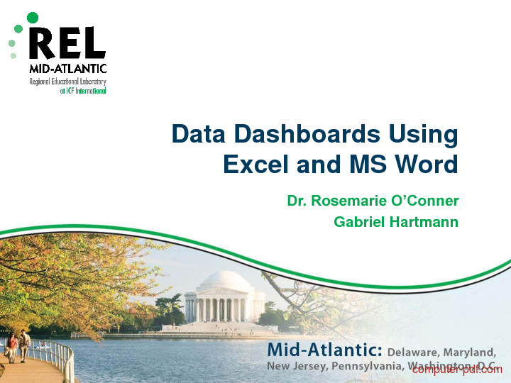 ms word and excel tutorial pdf