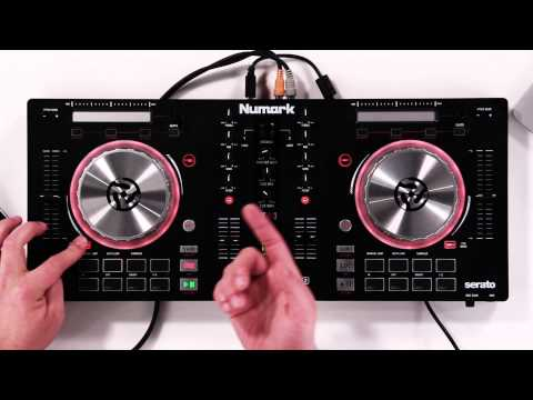 numark mixtrack 2 tutorial